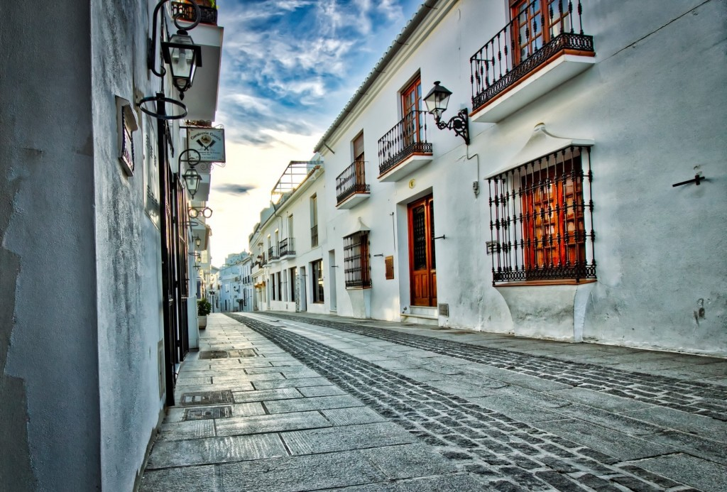 Hiszpania - uliczki