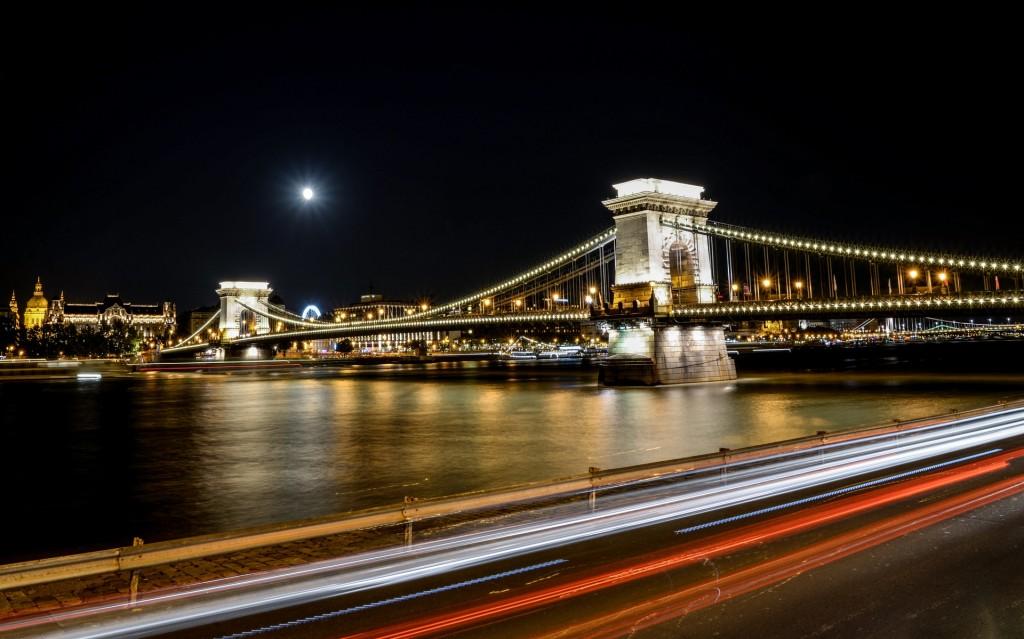 Budapeszt - most